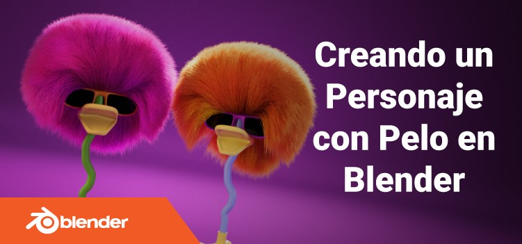 tutorial personaje con pelo blender cycles